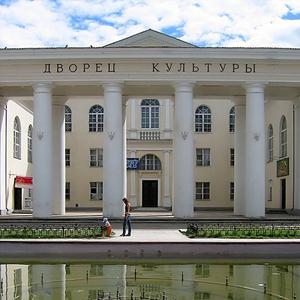 Дворцы и дома культуры Никольска
