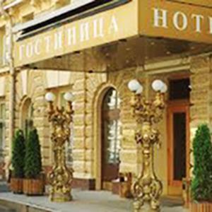 Гостиницы Никольска