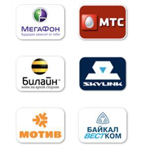Операторы сотовой связи Никольска