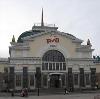 Железнодорожные вокзалы в Никольске