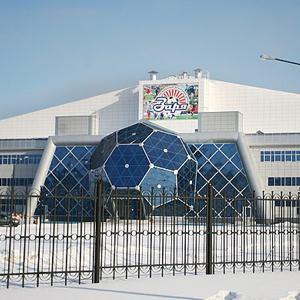 Спортивные комплексы Никольска