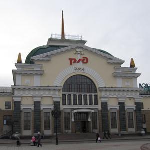 Железнодорожные вокзалы Никольска